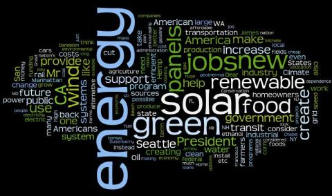 Green Jobs Energy